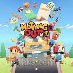 Moving Out Ps4 (Цифровой аккаунт для PlayStation 4) П3