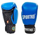Перчатки боксерские кож. ФБУ Sportko SP-4705 10oz, фото 2