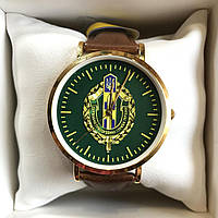 Часы наручные с логотипом ДПСУ(Державна прикордонна служба України)
