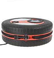 Компрессор насос автомобильный для шин 18бар 12В в прикуриватель
