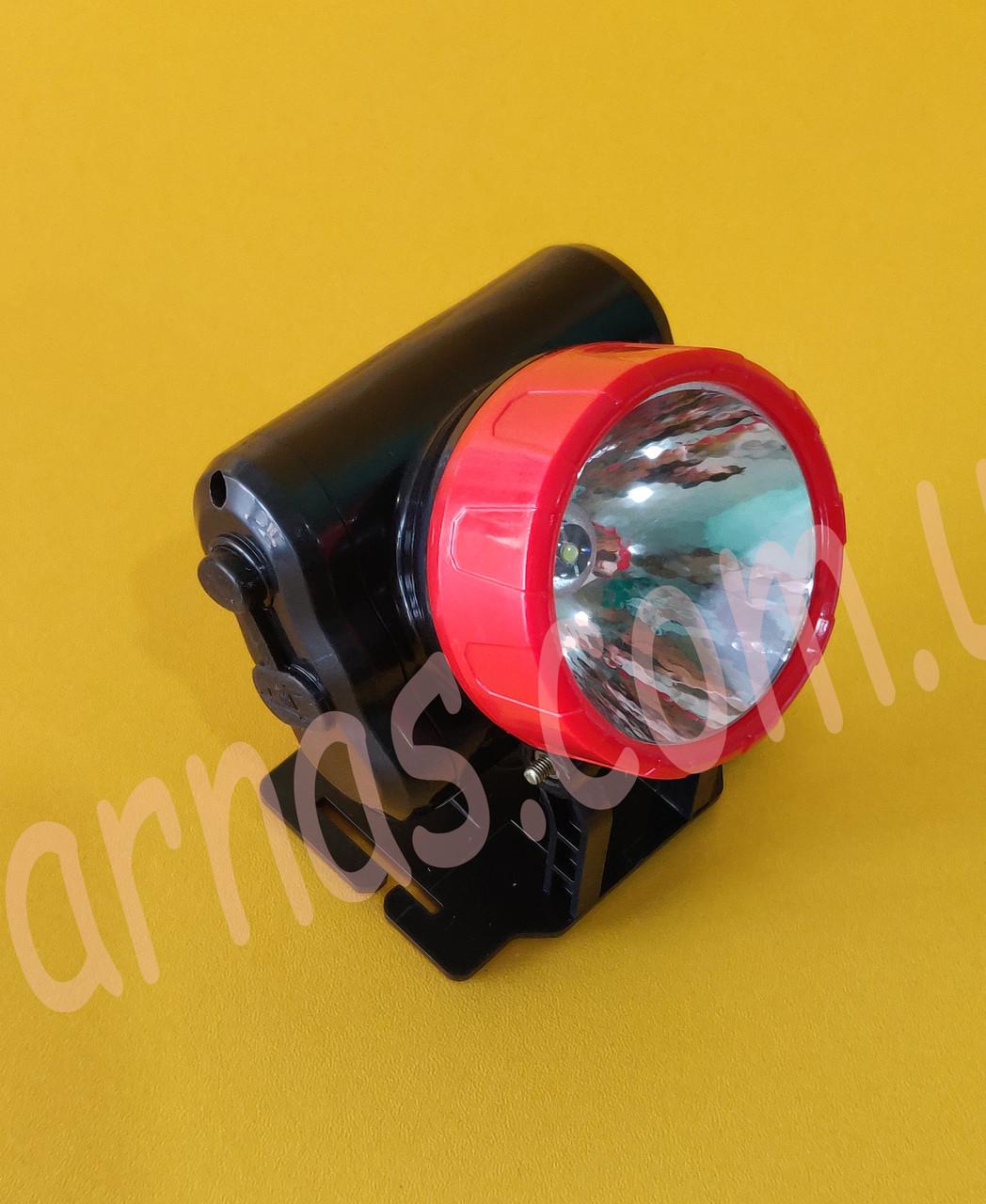 Аккумуляторный налобный фонарь Wimpex WX-1890