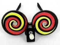 Очки карнавальные Гипноз