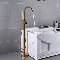 Напольный смеситель для ванной Sonic RD-260-2