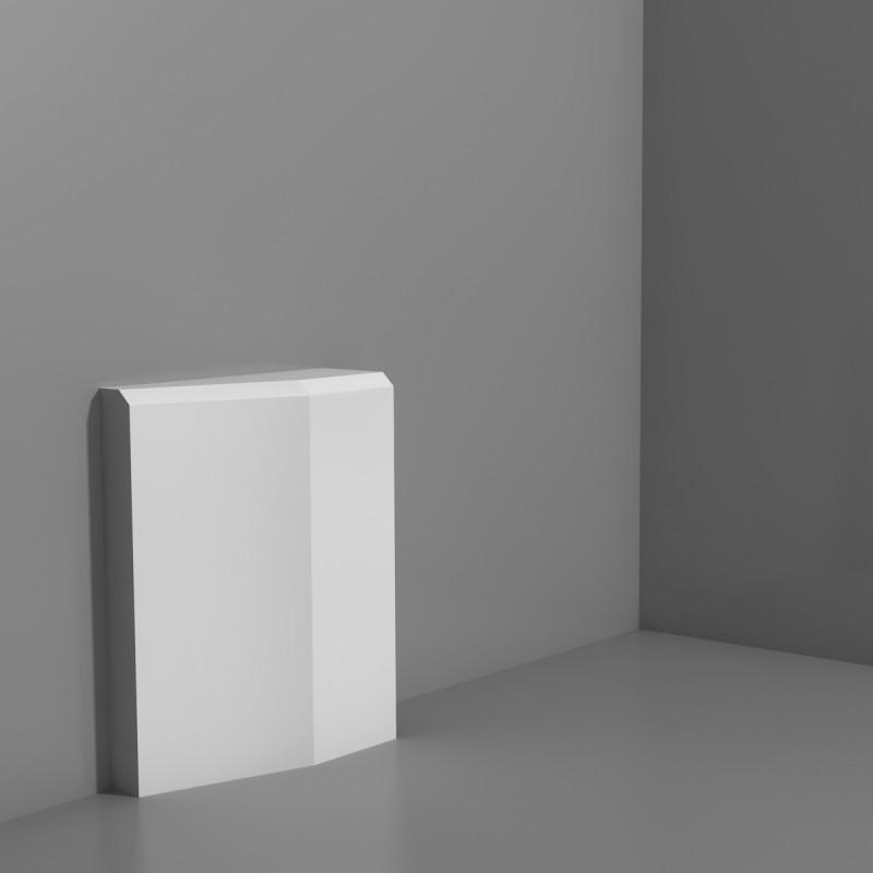 Дизайн стен, постамент D330LR  д 12,6 x в 4,1 x ш 16 см