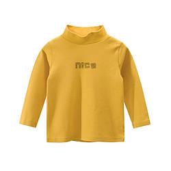 Гольф для девочки Nice, желтый 27 KIDS (90)