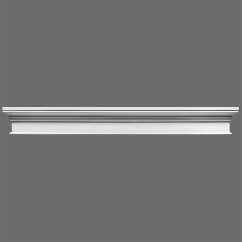 Дизайн стен, фронтон D400,  д 127,5 x в 5,5 x ш 14,5 см