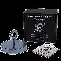 Поисковый магнит Пират F-600 односторонний + ТРОС 🎁