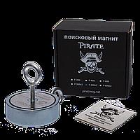 Поисковый магнит Пират F-400х2 двухсторонний + ТРОС 🎁