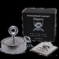 Поисковый магнит Пират F-600х2 двухсторонний + ТРОС 🎁