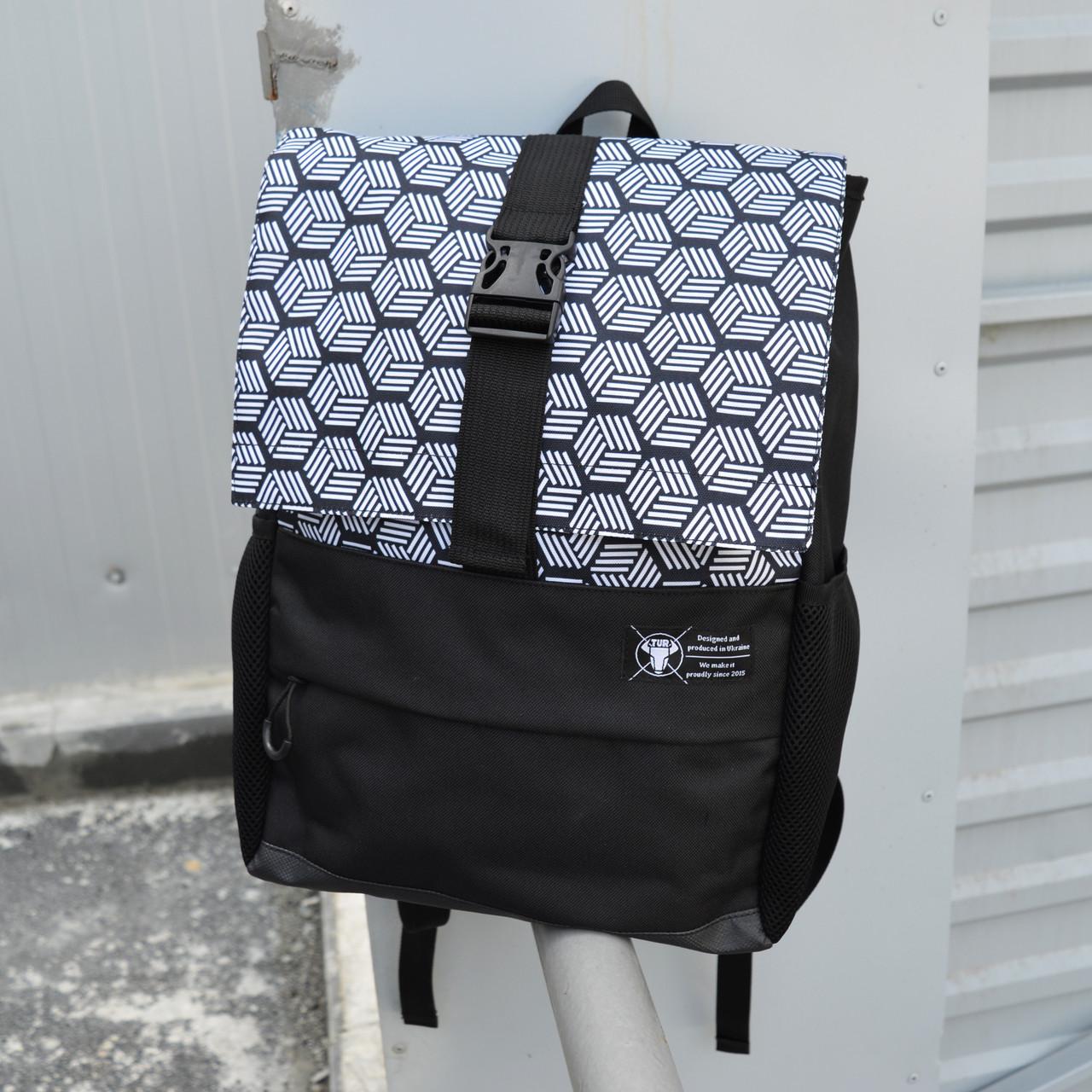 Рюкзак с принтом  бренд ТУР модель Piligrim TУRWEAR