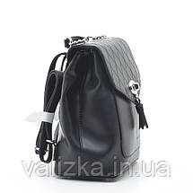 Рюкзак David Jones жіночий чорний 6209-2Т, фото 2