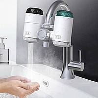 Проточный водонагреватель бытовой
