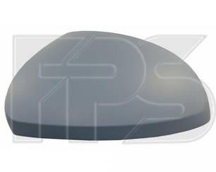 Левая крышка зеркала Вольксваген Тигуан 07- грунтованная