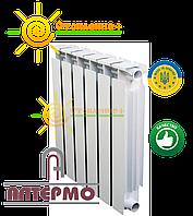 Биметаллический радиатор Алтермо 7 500х80 Полтава 10 секций