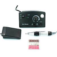 Фрезер для маникюра и педикюра Nail Drill ZS-602 35000 об/мин 45Вт Black, фото 1