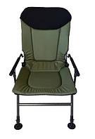Удобное карповое кресло Vario Carp XL Стул для рыбалки и отдыха