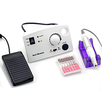 Фрезер для маникюра и педикюра Nail Drill ZS-602   35000 об/мин 45Вт White, фото 1