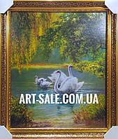 Картина Лебеди, фото 1