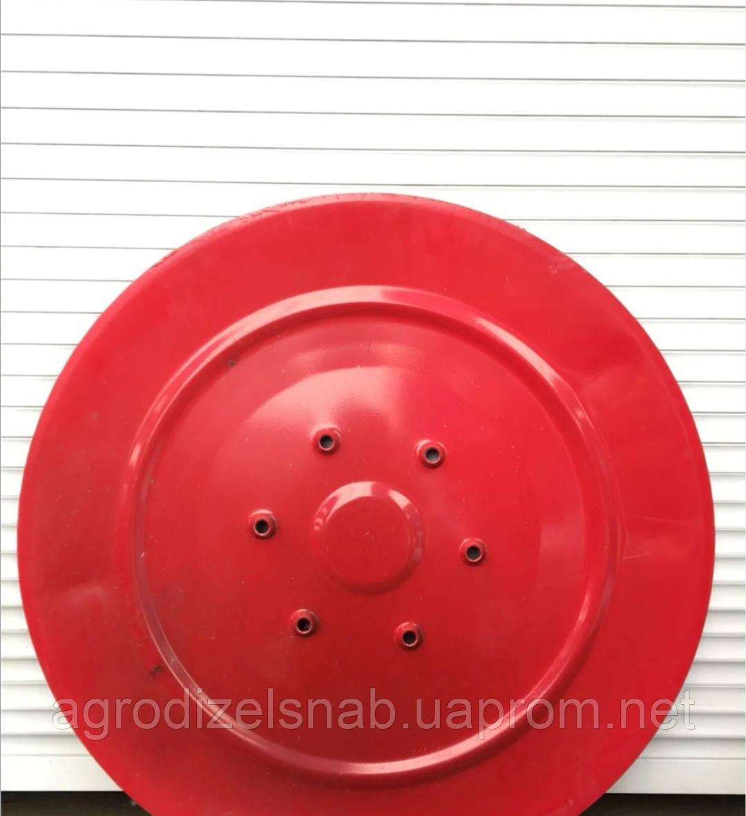 Диск скользящий 5036010520 (роторная косилка WIRAX Z-169) тарелка нижняя