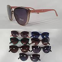 Солнцезащитные очки женские модные Dior  реплика