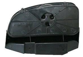 Левый вкладыш зеркала Пежо Боксер -06 без обогрева выпуклый нижний 99-