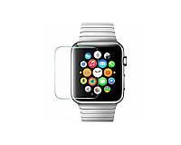 Защитное cтекло Full Cover для Apple Watch 42 мм Прозрачное