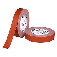 GAFFER PRO - 25мм х 25м, червоний матовий тейп HPX