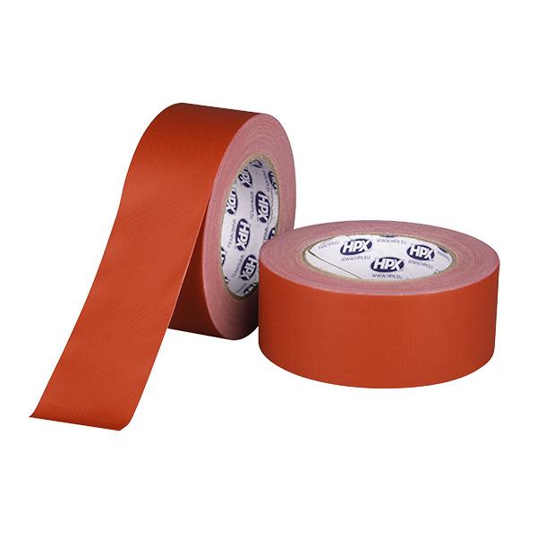 Красный матовый тейп HPX GAFFER PRO - 50мм х 25м