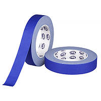 Синий матовый тейп HPX GAFFER PRO - 25мм х 25м