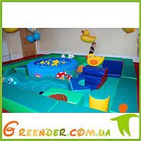Детская игровая комната 36 кв.