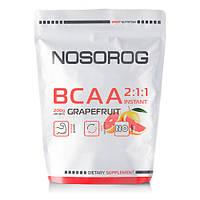 БЦАА Nosorog BCAA 2:1:1 (200 г) носорог грейпфрут