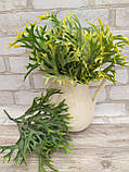 Травка декоративна, h-32 см ,(35\30) (ціна за 1 шт. + 5 гр.), фото 4