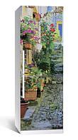 Самоклеющаяся виниловая пленка наклейка на холодильник IdeaX Прованс 65х200 см