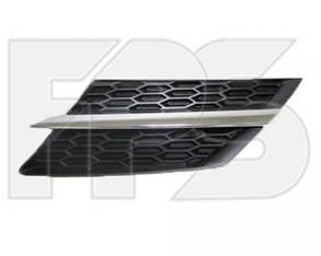 Левая решетка Тойота Рав4 CA40 (2012-)