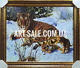 Картина тигры, фото 4