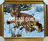 Картина тигры, фото 3