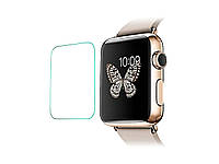 Защитное 3D стекло 0.15 мм Full Cover для Apple Watch 40 мм Прозрачное