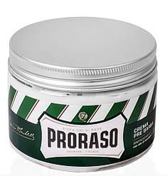 Крем для бритья Proraso GREEN Pre-shave 300 мл