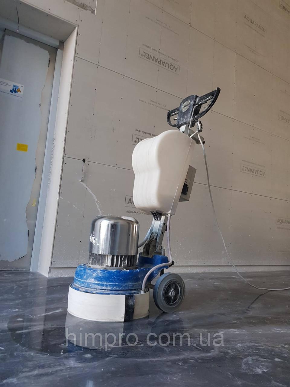 Б/У Klindex Levighetor 600 CPL  - Шлифовальная машина + Бак + Падодержатель