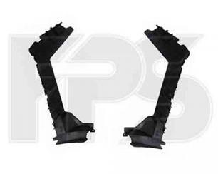 Крепеж бампера задний левый (пластмас.) Форд Фиеста 09-