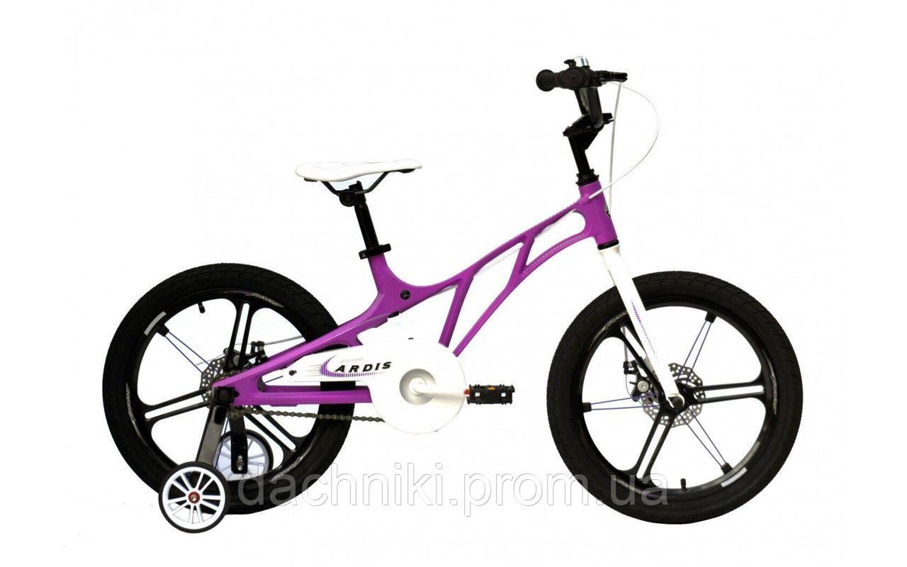"""Велосипед Ardis Pilot 18"""" Черный (04862)"""