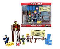 Набор Роблокс Zombie Attack Roblox 21 дет Разноцветный RO100, КОД: 1309050