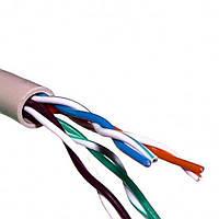 Кабель сетевой OK-Net UTP-cat.5E-SL 305м (КПВ-ВП (100) 24AWG 4P)