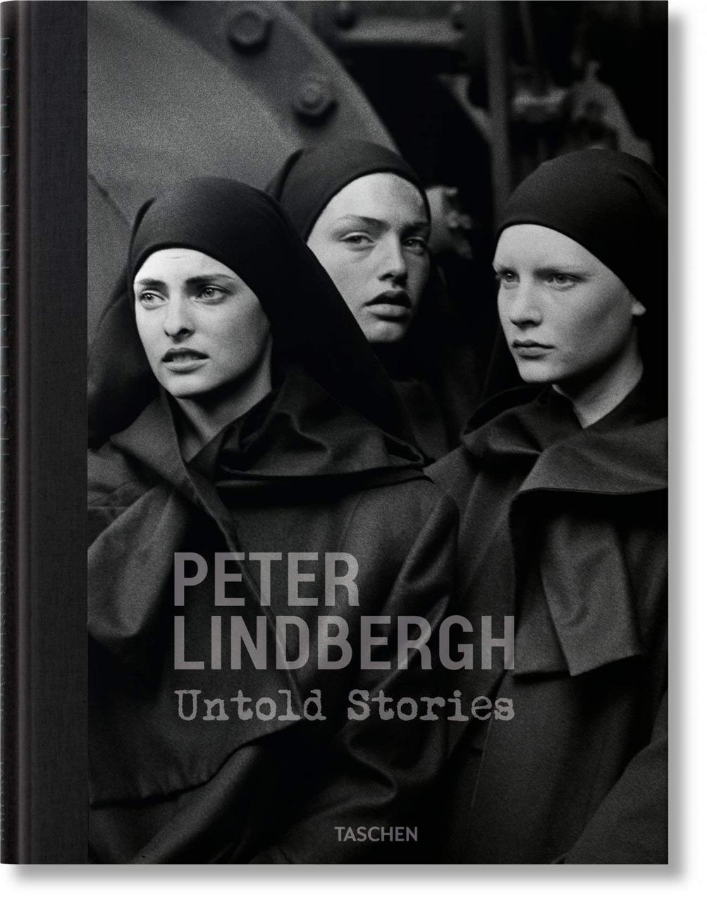 Известные фотографы. Peter lindbergh. Untold Stories