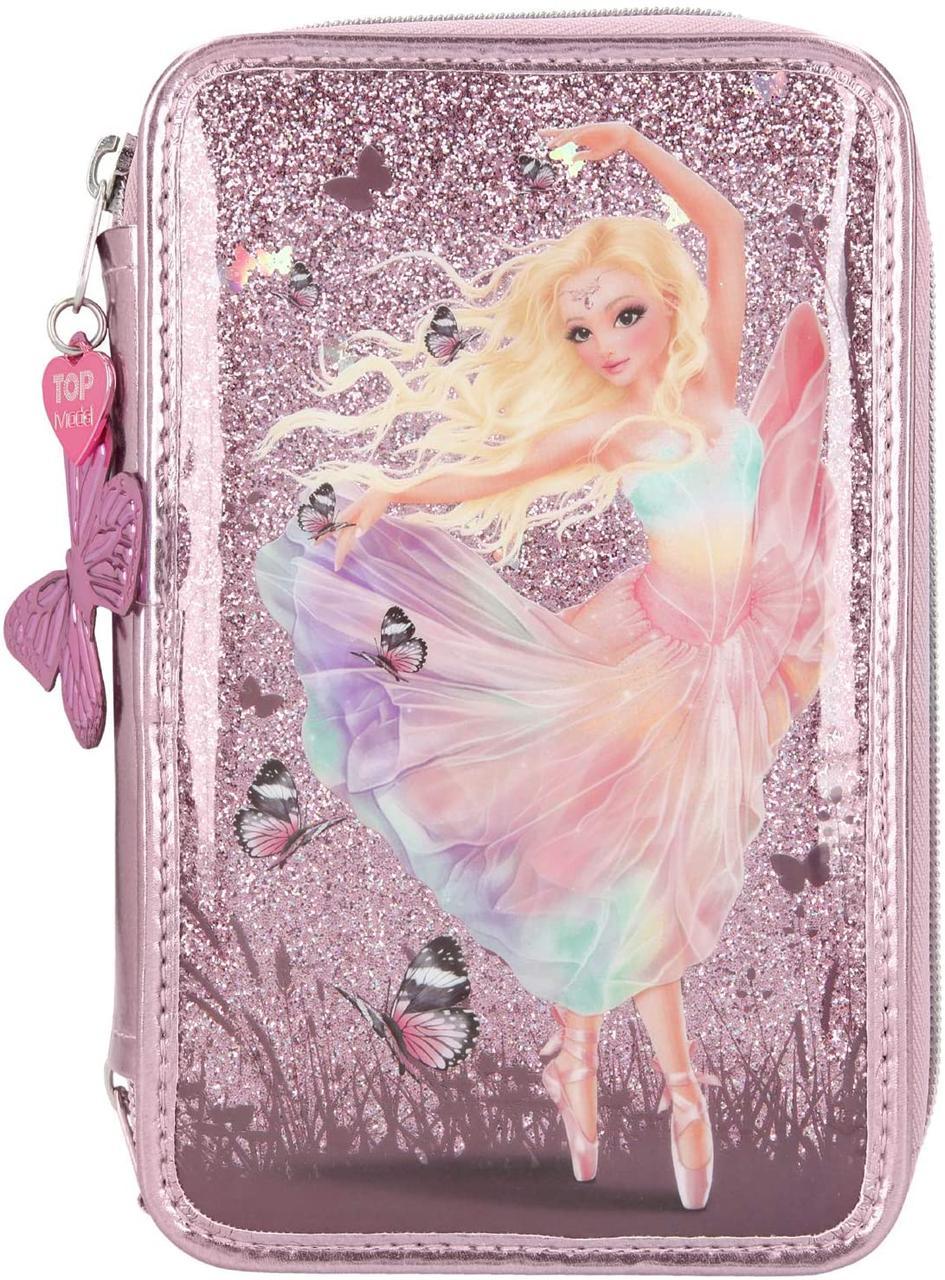 Top Model Пенал Fantasy Model Балет с наполнением Топ Модель Балерина