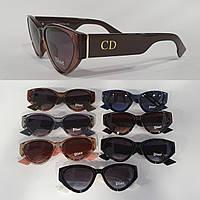 Солнцезащитные очки женские модные Диор реплика