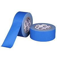 Синий флуорисцентный матовый тейп HPX FLUO GAFFER PRO - 50мм х 25м
