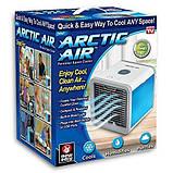 Переносной мини кондиционер Arctic Air, Портативный, мобильный кондиционер для дома, фото 6