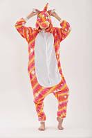 Пижама детская Kigurumba Единорог Скай M - рост 115 - 125 см Разноцветный K0W1-0061-M, КОД: 1775489