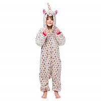 Пижама детская Kigurumba Единорог Стелла XL - рост 135 - 145 см Разноцветный K0W1-0065-XL, КОД: 1775609